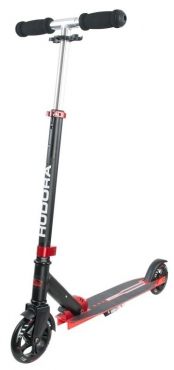 Самокат HUDORA Big Wheel Bold 145 red (14254)