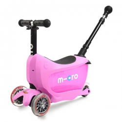 Самокат Micro Mini2Go Deluxe Plus