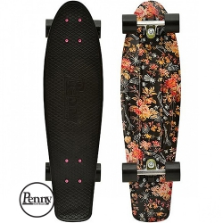 Penny NICKEL 27 Floral Black